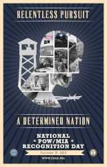 FREE 2020 National POW/MIA Recognition Day Poster