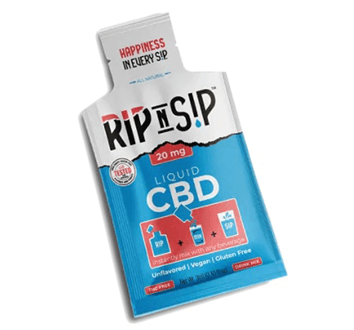FREE RIP N SIP's Liquid CBD Drink Mix