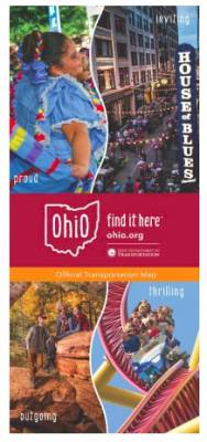 Ohio State Map Order Form