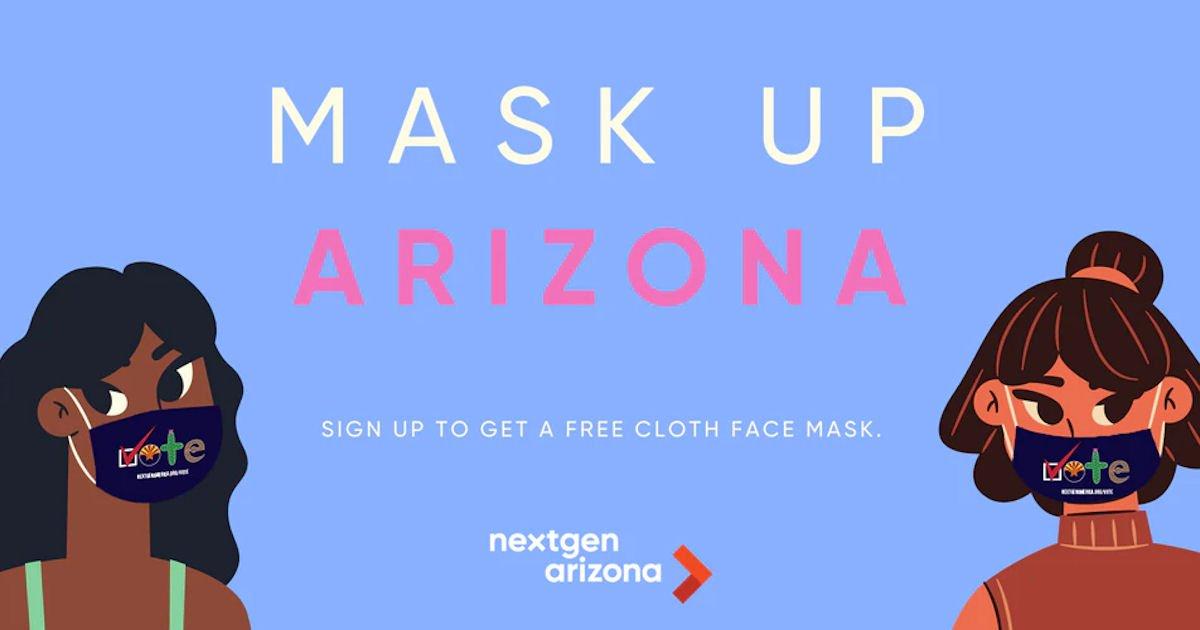 Free Face Mask - AZ Only