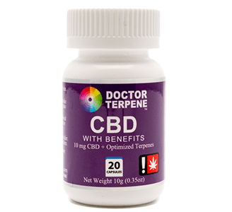 FREE CBD with Benefits Sample
