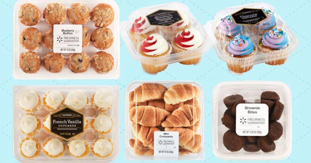 Free Marketside Bakery Products