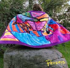 FREE Penzey's Hug Blanket