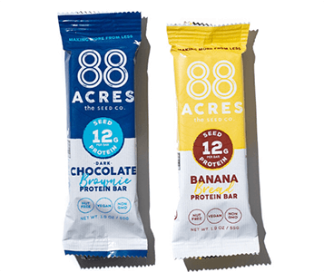 FREE Samples of 88 Acres Protein Bars