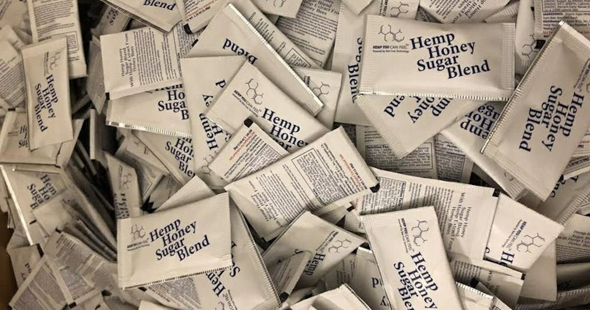 Free Samples of Hemp You Can Feel Sweetener