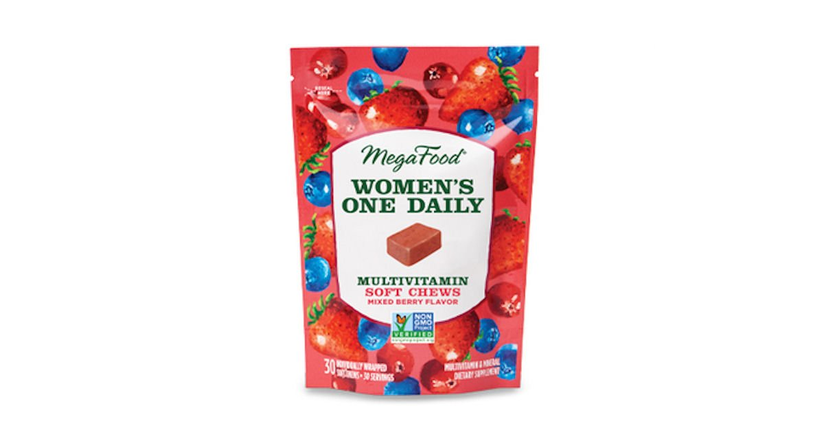 Free MegaFood Women's One Daily Multivitamin Soft Chews