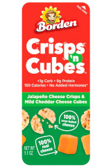 FREE Borden Crisps 'n Cubes & Open Nature Cauliflower Dip at Jewel-Osco