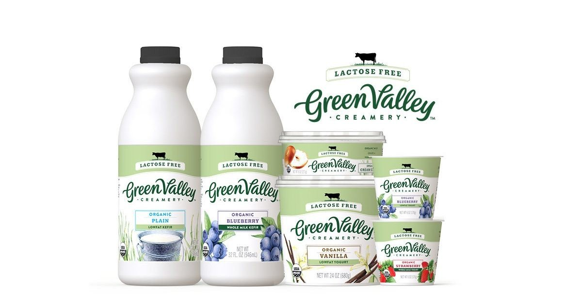 Win a Year's Supply of Green Valley Creamery Products
