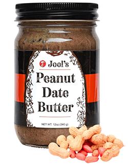 FREE Jool Peanut Date or Almond Date Butter Sample