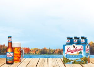 FREE 6-Pack of Leinenkugel's Oktoberfest Beer