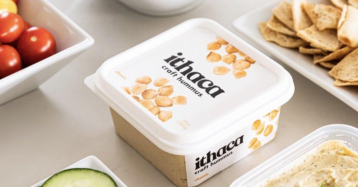 Free Ithaca Hummus Product