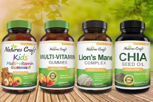 FREE Natures Craft Health Supplement Sample