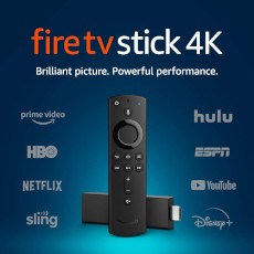 Fire TV Stick 4K for ONLY $4.99