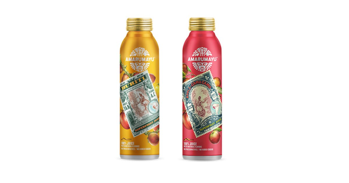 Free AMARUMAYU Superfruit Juices