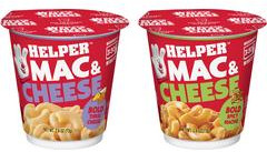 FREE Helper Bold Mac & Cheese Microwavable Cup &  Aha Sparkling Water at Giant Eagle Stores