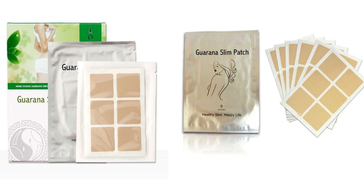 PINCHme - Free Guarana Slimming Patches