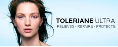 Free Sample of TOLERIANE ULTRA CREAM!