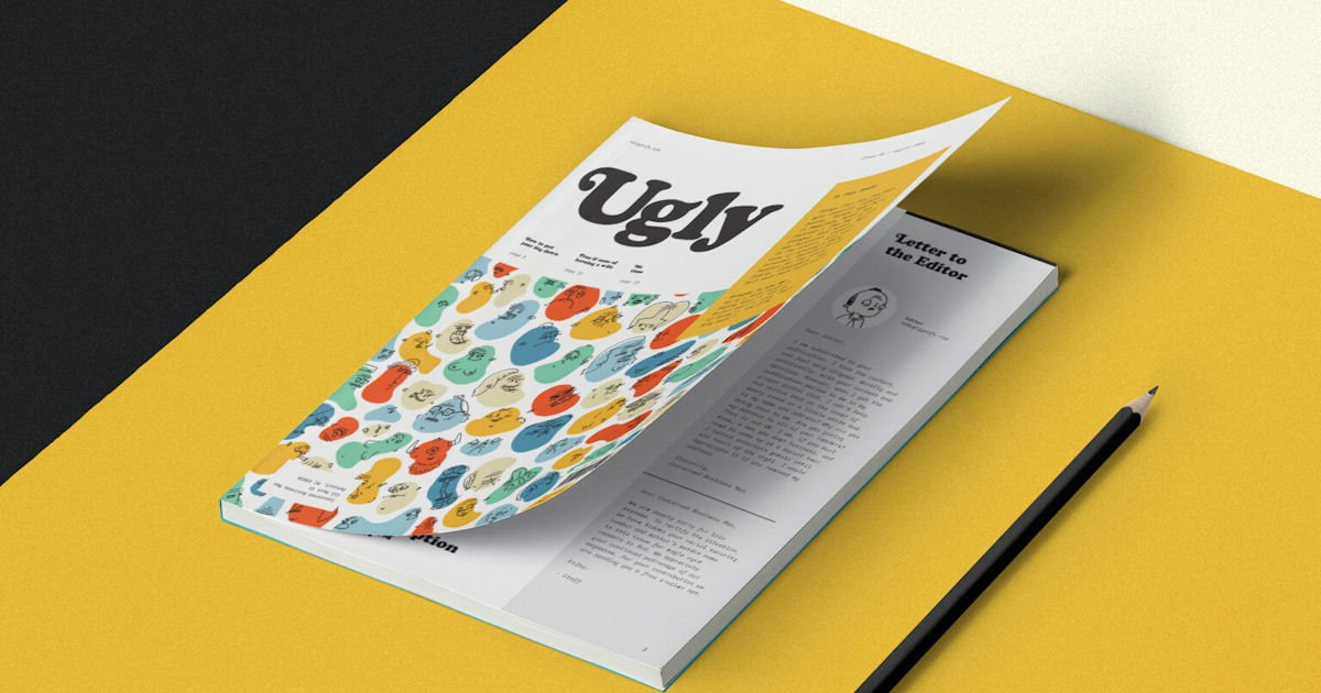 Free Digital Issue of Ugly Magazine