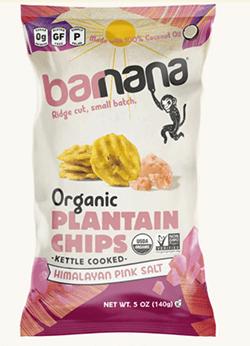 FREE Barnana Plantain Chips Product Coupon