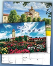 FREE 2021 Unity Seeds of Inspiration Calendar