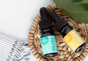 FREE Biofit CBD Orange Cream Isolate Oil and Mint Chocolate CBD Isolate Oil Samples