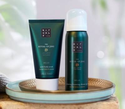 Free Samples of Rituals Home and Body Cosmetics