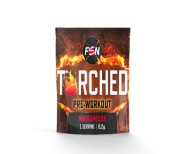Free Torched Pre Workout Sample