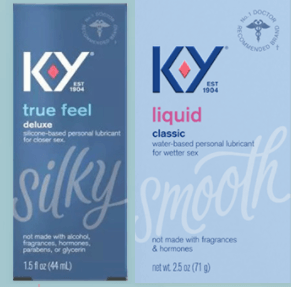 FREE K-Y Personal Product Sample