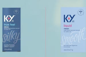 FREE K-Y Personal Lubricant Sample