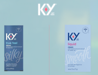 Free Sample of KY Personal Lubricant