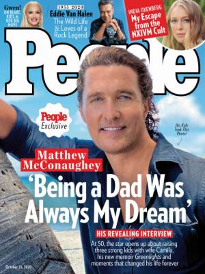 Free 1 year print subscription to People magazine sponsored by BeautyInformers.com