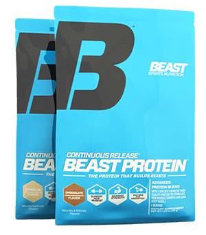 Get a FREE Beast Sports Nutrition Beast Protein Sample