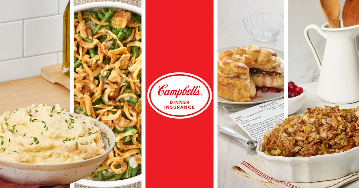 Free Campbell's Dinner Insurance