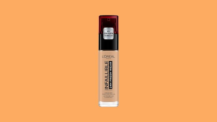 FREE L'Oreal Paris Infallible Fresh Wear Foundation Sample