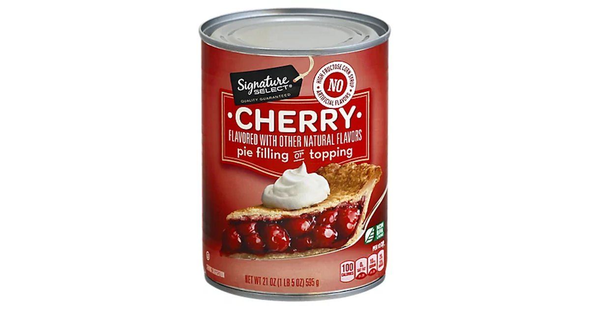 Free Signature Select Pie Filling at Jewel