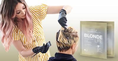 Free Sample of Blonde Life Lightening Powder