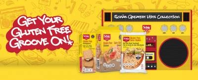 free sample of Schär's Gluten Free Crackers