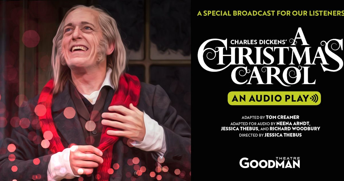 Free Charles Dickens' A Christmas Carol Audio Streaming
