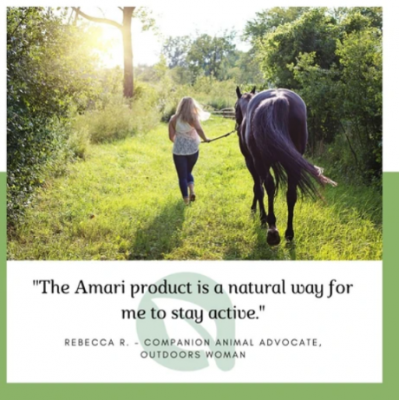 Free Sample of Amari Supplement