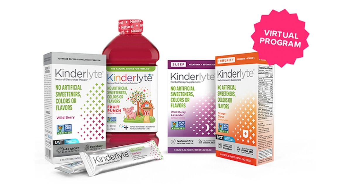 Free Kinderlyte Products