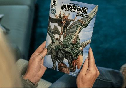 FREE Legend of Ninkasi: Rise of Craft Comic