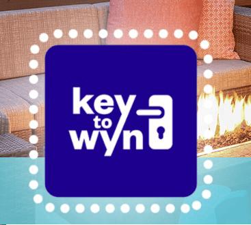 Wyndham 'Key to Wyn' Instant Win Game (9,477 Prizes)