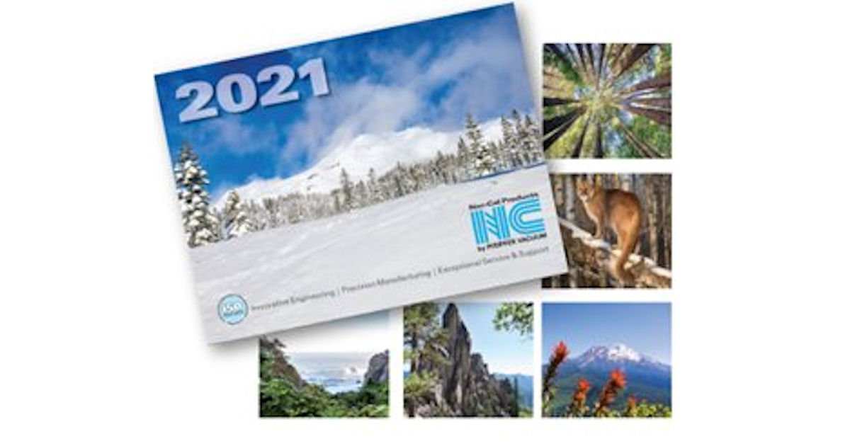 Free 2021 Nor-Cal Products Calendar