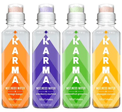 FREE Bottle of Karma Wellness Water or Karma Probiotic Water at Giant Eagle