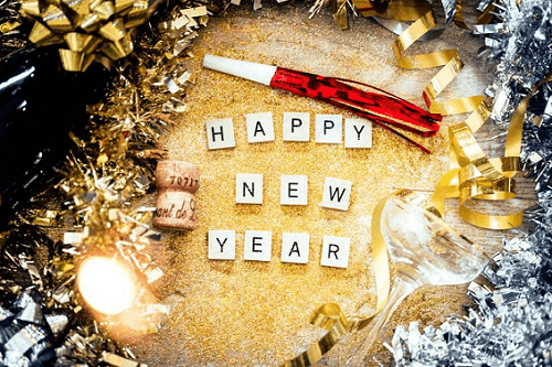 Happy New Year 2021 From Hunt4Freebies!