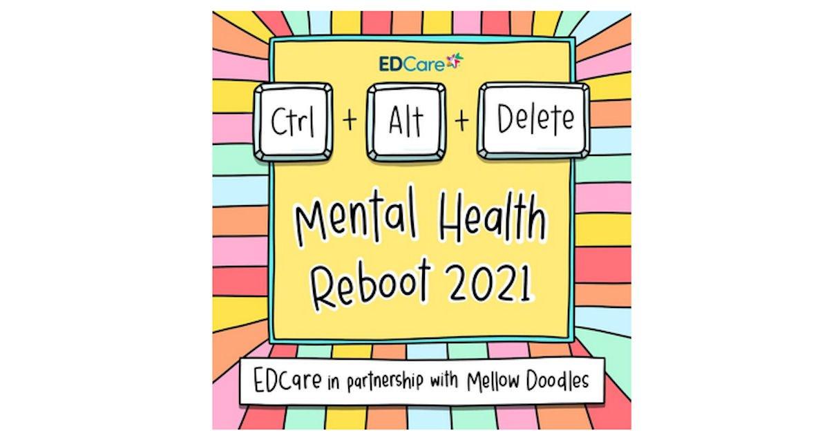 Free 2021 Mental Health Reboot Calendar
