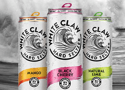 """White Claw """"Find A New Wave"""" Instant Win Game (475 Winners)"""