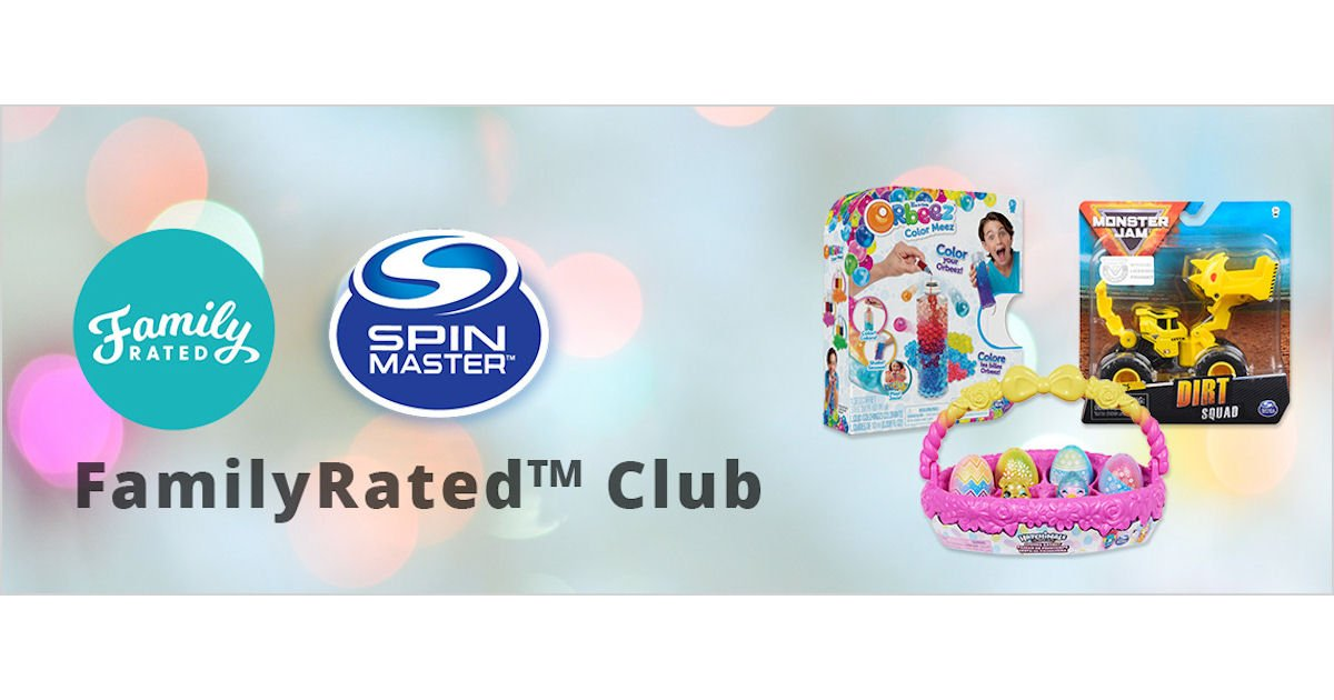 Free Spin Master Toys