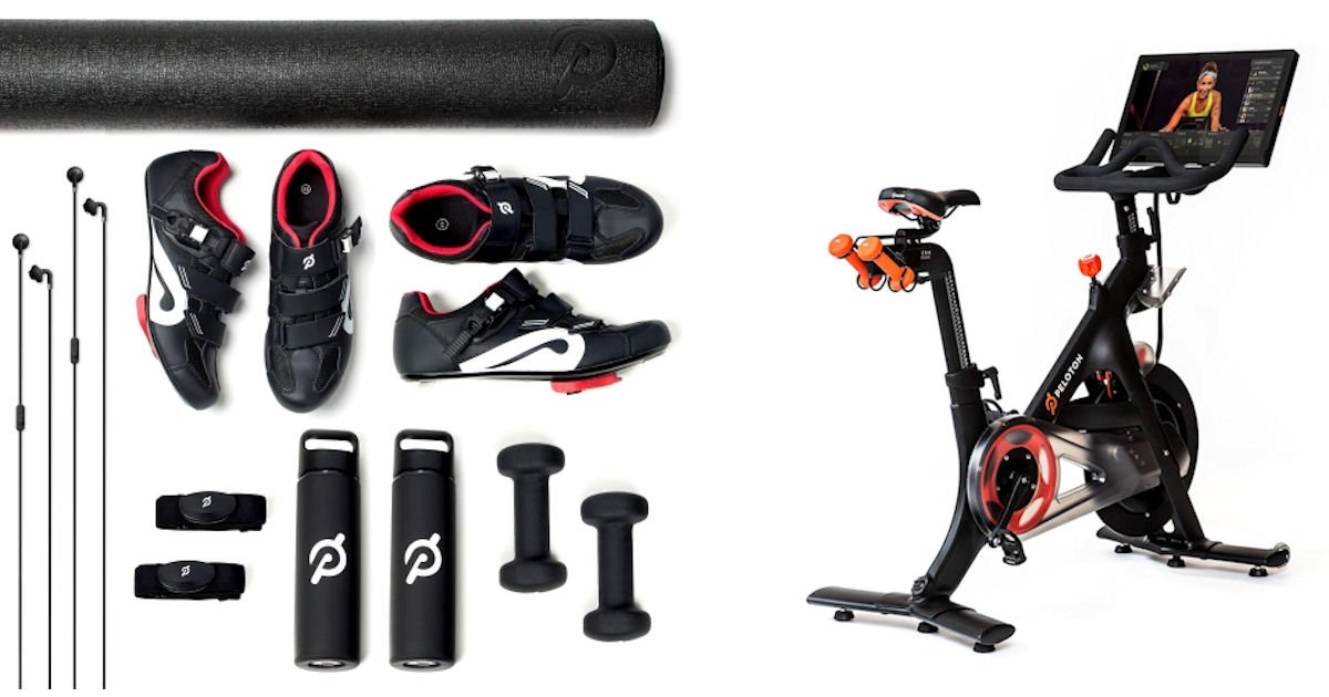 Free Peloton Products