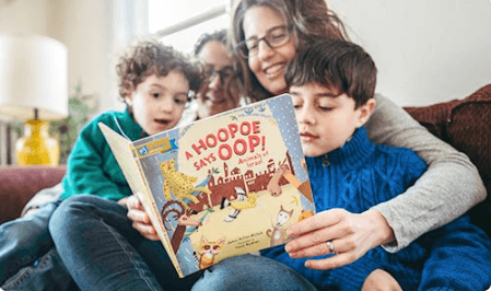 FREE Jewish Children's Books Every Month